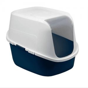 Arenero Gato Cerrado Grande Sistema Anti-olores Con Filtro azul