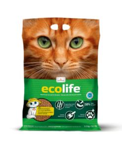 Arena Ecológica Para Gato 100% orgánica