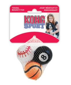 Pelota para perro Kong Sports