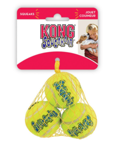 Pelotas para perro Kong SqueakAir