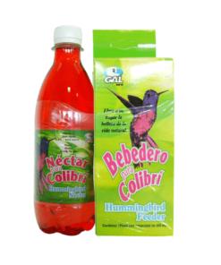 Bebedero Para Colibrí Con Néctar 500 ml