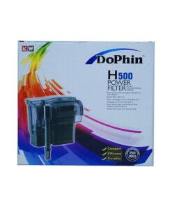 Filtro Cascada Dolphin H-500