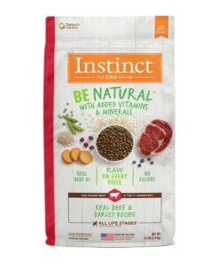 Instinct Be Natural Res