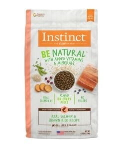 Instinct Be Natural Salmón