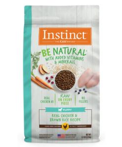 Instinct Be Natural Pollo Para Cachorros