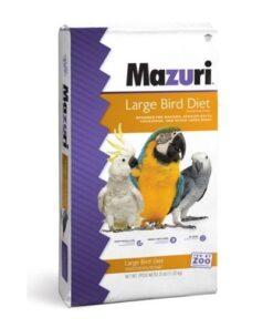 Mazuri Alimento Guacamaya Para Aves Reproductoras 11.33 Kg